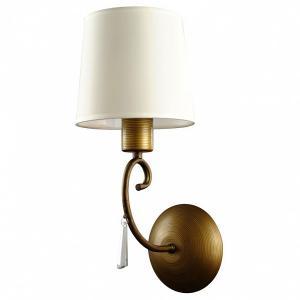 Бра Carolina A9239AP-1BR Arte Lamp