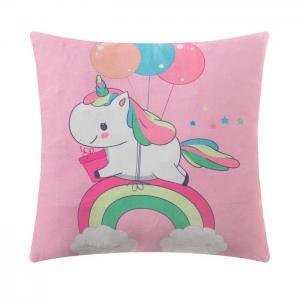 Декоративные подушки Крошка Я. Цвет: розовый