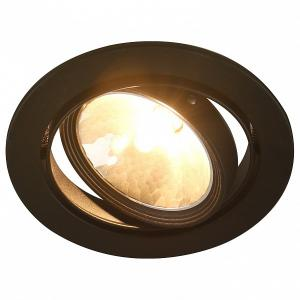 Встраиваемый светильник 6664 A6664PL-1BK Arte Lamp