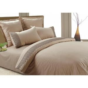 Комплект полутораспальный AB-SG 01 Вальтери. Цвет: коричневый
