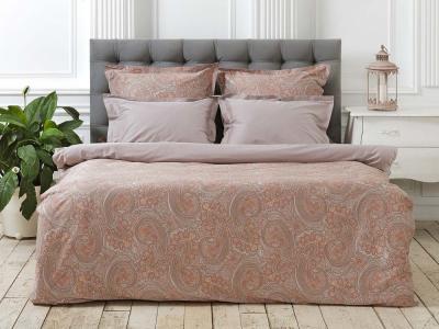Комплекты постельного белья Home Republic. Цвет: кремовый