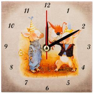 Часы Grosvenor (10 см) Arti-M