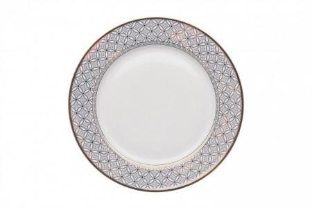 Тарелка обеденная Royal Empire Hoff