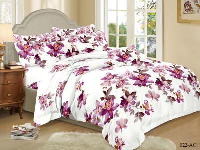 Комплекты постельного белья Cleo. Цвет: розовый