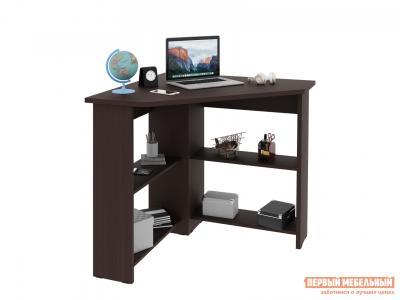 Письменный стол  СТМ-1 Венге Тайга. Цвет: венге