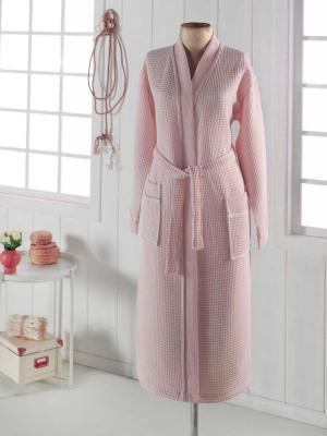 Банный халат Neva цвет: персиковый (xL) Sofi De MarkO