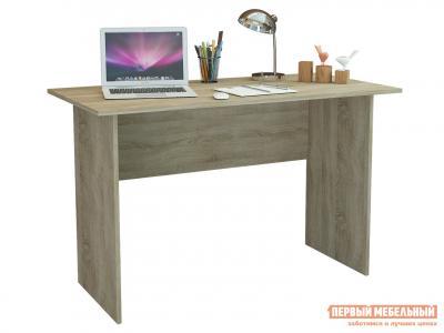 Компьютерный стол  Милан-126 Дуб Сонома МФ Мастер. Цвет: светлое дерево