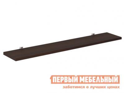 Настенная полка  ПК-1 Венге Мэрдэс. Цвет: венге