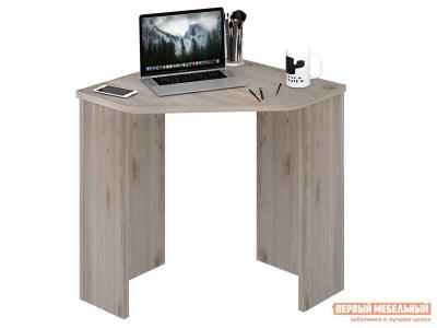 Компьютерный стол  СКЛ-УГЛ70 Нельсон Мэрдэс. Цвет: коричневое дерево