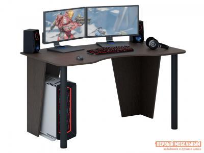 Компьютерный стол  Таунт-2 Венге МФ Мастер. Цвет: венге