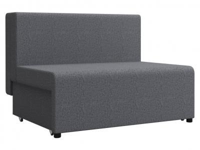 Прямой диван  Умка Серый, рогожка Столлайн. Цвет: серый