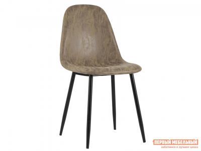 Стул  Валенсия Светло-коричневый, замша STOOL GROUP. Цвет: коричневый