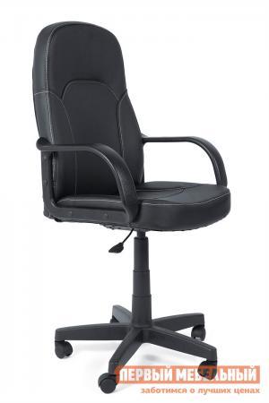 Кресло руководителя  Parma Иск. кожа PU черная Tetchair. Цвет: черный