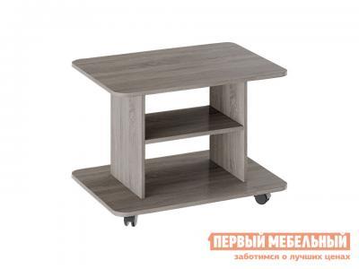Журнальный столик  Стол тип 1 Дуб Сонома трюфель ТриЯ. Цвет: коричневое дерево