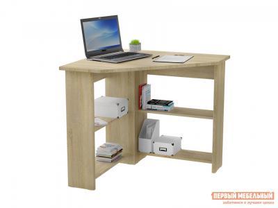 Письменный стол  СТМ-1 Дуб Сонома Тайга. Цвет: светлое дерево
