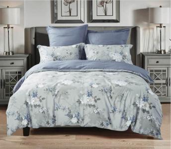 Комплекты постельного белья СайлиД. Цвет: серый