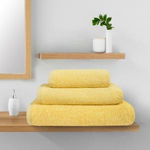 Полотенца Guten Morgen. Цвет: желтый, золотистый