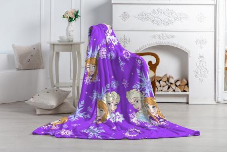 Покрывала, подушки, одеяла для малышей Павлинка Павлина. Цвет: фиолетовый
