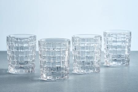 Набор стаканов для виски 290 мл Bossa Nova Hoff