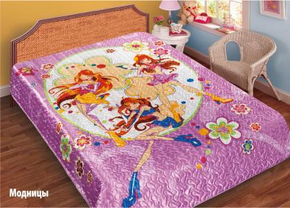 Покрывала, подушки, одеяла для малышей Marianna. Цвет: фиолетовый