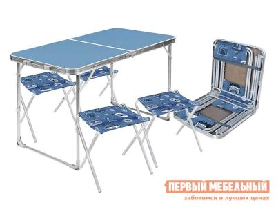 Набор мебели для пикника  ССТ-К2 складной Бел Мебельторг