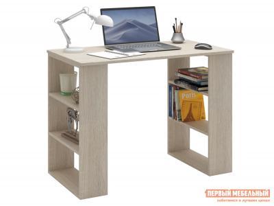 Письменный стол  Уно-7 Дуб Сонома МФ Мастер. Цвет: светлое дерево