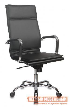 Кресло руководителя  CH-993/M01 Иск. кожа черная Бюрократ. Цвет: черный