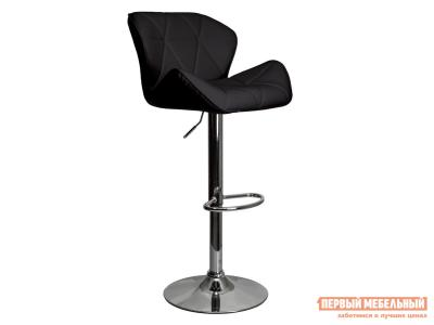 Барный стул  BERLIN Черный, экокожа / Хром, металл Sedia. Цвет: черный