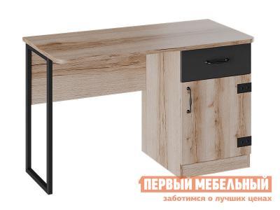 Письменный стол  Окланд ТД-324.15.02 Дуб Делано / Черный ТриЯ. Цвет: черный