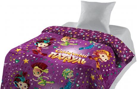 Покрывала, подушки, одеяла для малышей Павлина