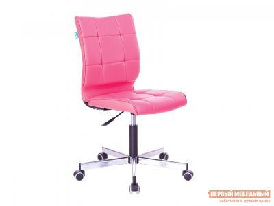 Офисное кресло  CH-330M Розовая иск.кожа Бюрократ. Цвет: розовый