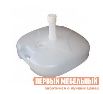 Основание для зонта  001 (пластик) Белый Green Glade. Цвет: белый