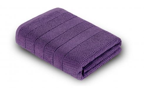 Полотенца Verossa. Цвет: сиреневый