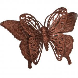 Изделие декоративное Шар (10 см) Arti-M. Цвет: коричневый