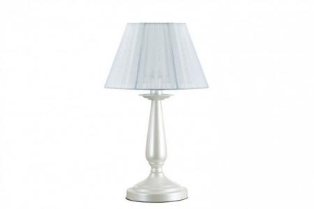 Лампа настольная Lumion Hayley Odeon Light. Цвет: белый