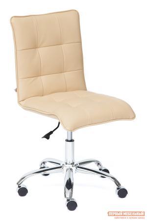 Офисное кресло  ZERO Иск. кожа, бежевый, 36-34 Tetchair. Цвет: бежевый