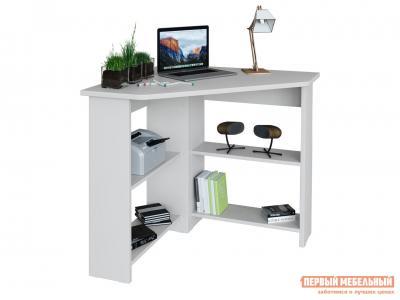 Письменный стол  СТМ-1 Белый Тайга. Цвет: белый